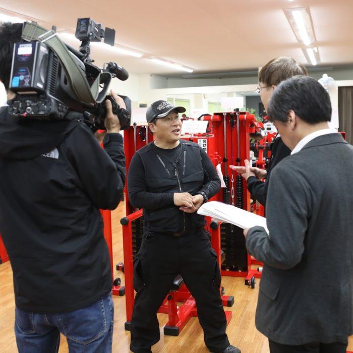 東海テレビ「ふるさとイチバン!」の取材を受けました